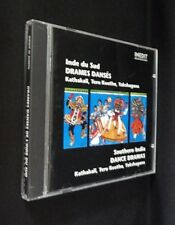 India desde el sur, dramas de baila. Kathakali, Teru Koothu, Yakshagana (CD)