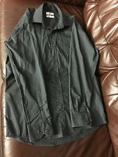 B&C Collection Mens Sharp Long Sleeves Regular Fit Size 14.5 / 15 - 37/38 S