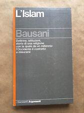 L'ISLAM - Alessandro Bausani - Garzanti - 1980