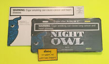❤️I Have A Brand New Night Owl License Plate Cover❤️