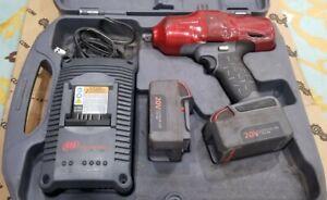 "Ingersoll Rand W7150-K2 1/2"" 20v impact wrench"
