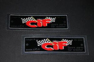 +023 CIF Zündkerze Kerze Sparkplug Aufkleber Sticker Decal Autocollant Pickerl