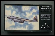 Gloster Meteor F.8 1/48 SCALE CLASSIC AIRFRAME Special Edition MODEL KIT