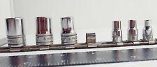 New Listingsnap On Tools 14 Amp 38 Drive 6pc Inverted Torx Set E5 E6 E7 E12 E14 E16
