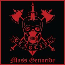 GENOCIDE - Mass Genocide (NEW*LIM.500*US 80's METAL KILLER*HEATHEN'S RAGE*L.LORD