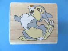 THUMPER Rabbit Rubber Stamp - Bambi Disney Cartoon