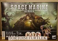 Max Factory Warhammer 40000 Space Marine Heroes Series 3 Basic Paint Set