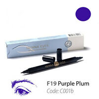 PURPLE PLUM Henna pen 100% Natural Eye Liner Pen can b also used as lip liner