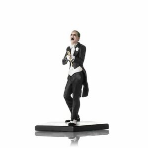 Suicide Squad Joker 1/10 Art Scale Statue 100% Authentic Iron Studios Jared Leto