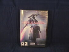 Final Fantasy XIV Online: A Realm Reborn FOR PC - BRAND NEW SEALED