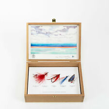 Kitbag #PSGLimited Fly Fishing Flies Wooden Box Storage