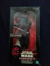 Vintage star wars figures Darth Maul