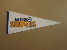 MISL San Diego Sockers Vintage Defunct Soccer Pennant