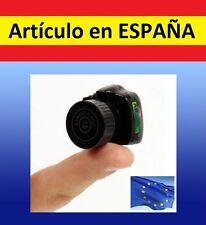 ULTRA MINI camara HD DEPORTES DVR video fotos grabadora espía oculta Y2000 1280
