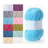 Sirdar Hayfield Baby Chunky 100g Ball Knitting Crochet Knit Craft Yarn
