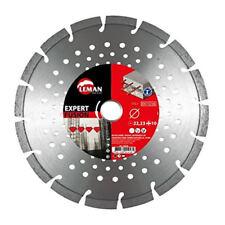 Leman Disque diamant 300 mm ventilé Destructor béton armé acier granit 720305