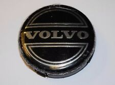VOLVO 960 C30 S40 V40 V50 S60 V70 C70 S80 ALLOY WHEEL CENTER CAP BLACK 64mm