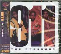 911-THE PRESSURE-JAPAN CD F30
