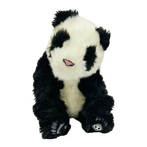 WowWee Interactive Animatronic Life Like Baby Panda Bear Cub Plush