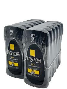 AXE Gold Oud Wood & Dark Vanilla 48 Hr Antiperspirant 2.7 OZ Set of 6