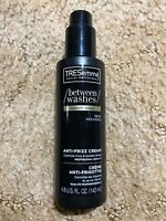 TRESEMME ~ BETWEEN WASHES ~ ANTI-FRIZZ CREAM ~ SMOOTH RENEW 4.8 oz ea