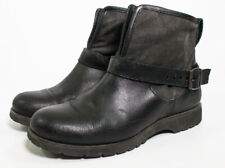 North Face Buckle Boots Black Women's Size 6