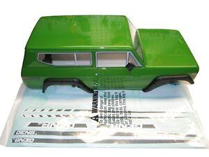 Redcat Gen8 Scout II V2 Crawler GREEN Full Body, Decals, Fender Wells