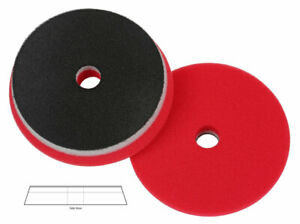 "Lake Country HD Orbital Red Ultra Soft Foam Finishing Polishing Pad 150mm (6"")"