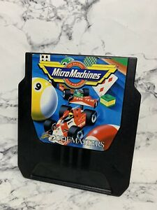 Micro Machines - Nintendo NES - PAL UK - Cart Only Mint Condition Tested