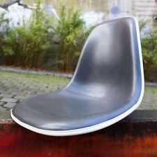 Orig. Eames Shell Schale Side Chair Stuhl Fiberglass Vitra Miller Skai DSS rar