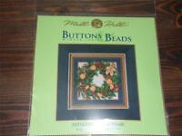 MILL HILL Buttons & Beads Counted Cross Stitch Kit - MH14-5304 SPICED WREATH