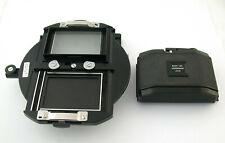 HORSEMAN rotary back Dreh-Rückteil 6x9 roll film holder 4x5 8x10 screen TOP /20