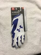 under armour highlights american football gloves size MEDIUM NEW