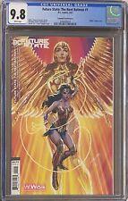 Future State: The Next Batman #1 Campbell Wonder Woman 1984 Variant CGC 9.8