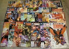 Teen Titans New 52 Lot 1 to 30, Annual 1, 2, 3, #0 1st Printing plus The Culling