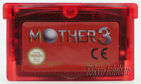 Jeu Mother 3 - Nintendo Game boy Advance GBA SP / DS - PAL EUR