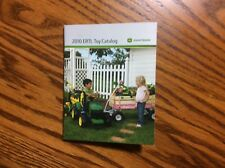 New 2010 John Deere Pocket Ertl Toy Book