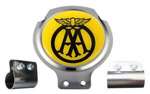 Scooter Bar Badge - Classic AA  - FREE BRACKET & FIXINGS