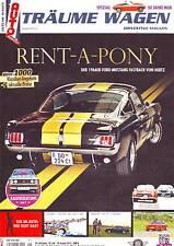 Träume Wagen 8/12 Ford Mustang 1966/Porsche 924 Carrera GT/Golf 1/Audi V8 4.2 Qu