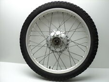 Honda MR250 MR 250 Elsinore #5025 Aluminum Front Wheel & Tire