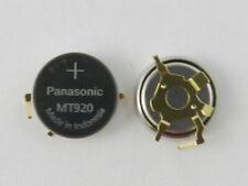 295 2900 Eco-Drive Capacitor Panasonic Mt 920 Citizen
