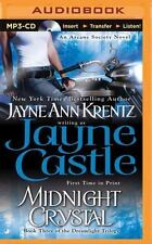 Dreamlight Trilogy: Midnight Crystal 3 by Jayne Castle (2015, MP3 CD,...