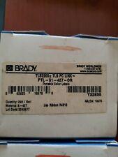 Brady Ptl 21 427 Orange Labels For Tls2200 New