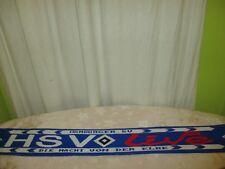 """Hamburger SV Original Fan Schal """"HAMBURGER SV HSV LIVE DIE MACHT VON DER ELBE"""""""