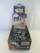 Star Wars Episode I - Crazy Planet Bubble Gum + Sticker Candy RETAIL DISPLAY NEW