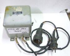 Trafo Netztrafo 220 --> 115 Volt für US Geräte ( Mod 2 )
