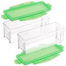 Genius - Nicer Dicer Magic Cube Behälter Set 4-tlg. grün 33986