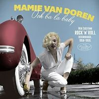 Mamie van Doren - Ooh Ba La Baby: Her Exciting Rock N Roll Recording [New CD] Sp