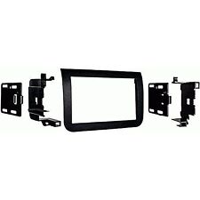 Metra 95-6523 Dash Kit Dodge Ram 2014-2016 Double DIN Stereo Install Black