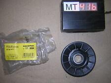 MT416 poulie en plastique gorge en v pour auto porté tondeuse   neuve